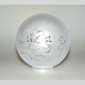 Kugleglas - Mønstrede